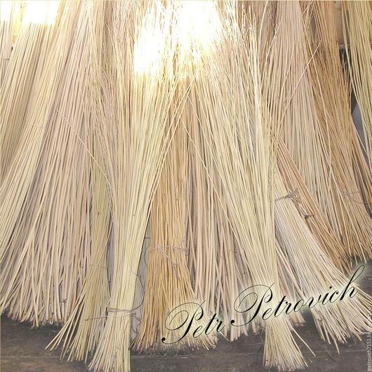 Другие виды рукоделия ручной работы. Ярмарка Мастеров - ручная работа. Купить Ивовая лоза для лозоплетения 120-140 см (в пучках по 100 шт.). Handmade.