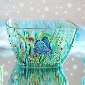 Для дома и интерьера handmade. Livemaster - original item Vase for sweets