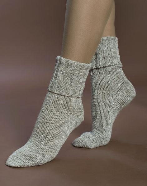 Носки, Чулки ручной работы. Ярмарка Мастеров - ручная работа. Купить Носки льяныне вязаные. Handmade. Носки, трикотаж, здоровье