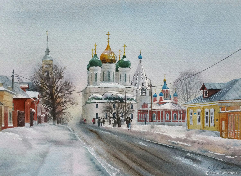 https://cs5.livemaster.ru/storage/40/d8/f0fbba377e335feaa7257302b9p8--kartiny-i-panno-akvarel-kolomna-sobornaya-ploschad-oformlena.jpg