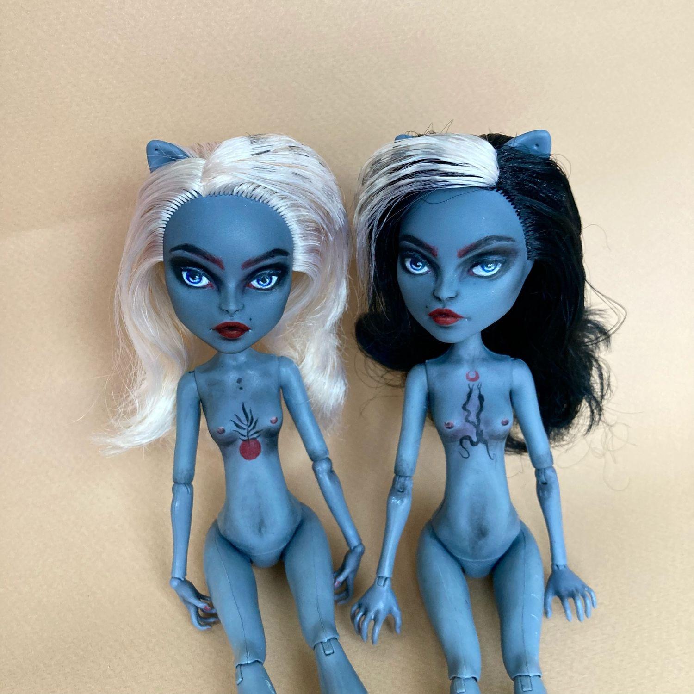 Кастомные куклы «Близнецы», Кукла Кастом, Калининград,  Фото №1
