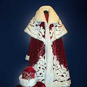 Одежда ручной работы. Ярмарка Мастеров - ручная работа Костюм Деда Мороза. Handmade.