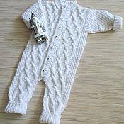 Одежда детская handmade. Livemaster - original item Jumpsuit with.. Handmade.