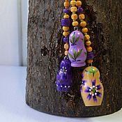 Сумки и аксессуары handmade. Livemaster - original item Keychain dolls. Handmade.