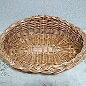 Для домашних животных, handmade. Livemaster - original item The bed for cats/dogs woven from willow vines. Handmade.