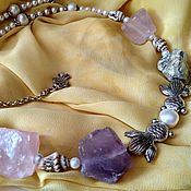 Украшения handmade. Livemaster - original item Necklace Beads Necklace