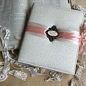 Свадебный салон handmade. Livemaster - original item Wedding book of wishes. Handmade.