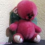 Куклы и игрушки ручной работы. Ярмарка Мастеров - ручная работа Медведь тедди Лилу. Handmade.