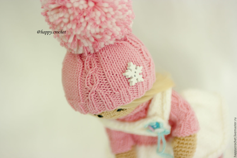 Вязанная кукла своими руками фото 462