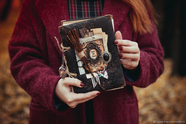 "Блокнот ""Книга заклинаний"", Блокноты, Санкт-Петербург,  Фото №1"