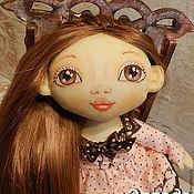 Куклы и игрушки ручной работы. Ярмарка Мастеров - ручная работа Игровая кукла Ева.. Handmade.