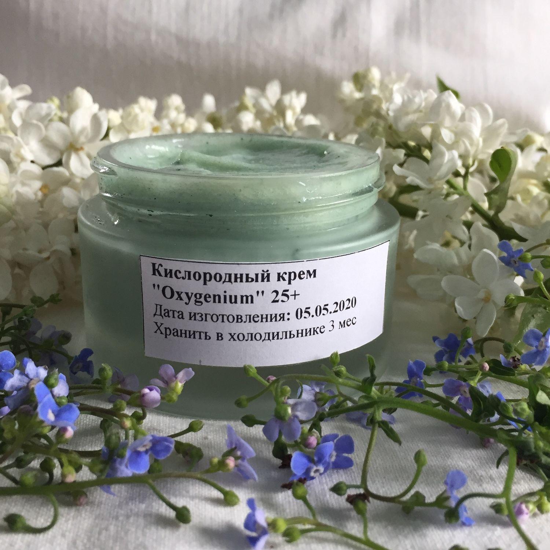"""Кислородный крем """"Охуgenium""""  25+, Кремы, Королев,  Фото №1"""