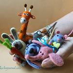 Юлия Zoulka - игрушки - Ярмарка Мастеров - ручная работа, handmade