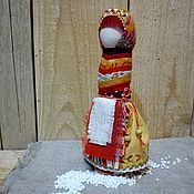 Русский стиль handmade. Livemaster - original item Doll on a successful marriage. Handmade.