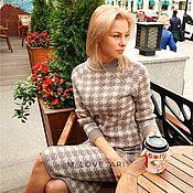 Одежда handmade. Livemaster - original item Knitted suit