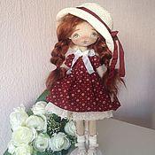 Куклы и игрушки ручной работы. Ярмарка Мастеров - ручная работа Кукла Элли. Handmade.