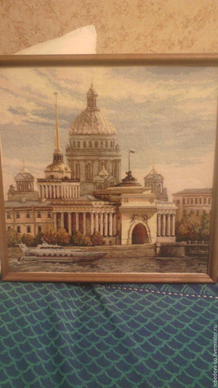 Санкт-петербург адмиралтейская набережная схема вышивки 23
