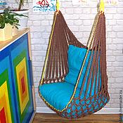 Для дома и интерьера ручной работы. Ярмарка Мастеров - ручная работа MEXICO. Подвесное кресло. Handmade.