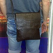 Сумки и аксессуары handmade. Livemaster - original item Bag leather 171. Handmade.