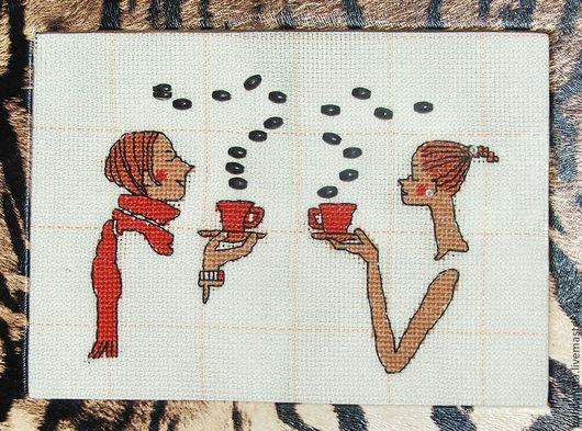 Люди, ручной работы. Ярмарка Мастеров - ручная работа. Купить Кофейный  аромат...Кофейные мечты.... Handmade. Оранжевый, кофе
