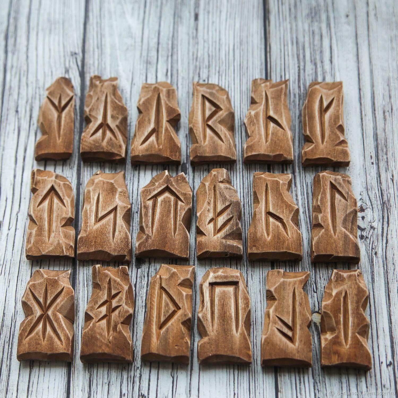 Slavic runes, Runes, Volokolamsk,  Фото №1