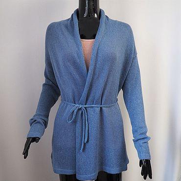 Одежда ручной работы. Ярмарка Мастеров - ручная работа Кардиган из альпаки. Handmade.