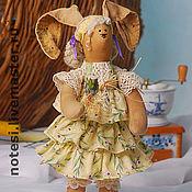 Куклы и игрушки ручной работы. Ярмарка Мастеров - ручная работа Зайчиха КЛАРА. Handmade.