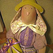 Куклы и игрушки ручной работы. Ярмарка Мастеров - ручная работа зайка Альбина. Handmade.