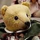 Мишки Тедди ручной работы. Граф. Лиля Валеева Lilubears. Ярмарка Мастеров. Медведь, лиля валеева, валеева лиля, вельвет