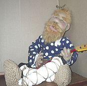 Куклы и игрушки ручной работы. Ярмарка Мастеров - ручная работа Ксенофонт Авксентьевич. Handmade.