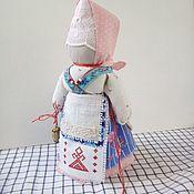 Народная кукла ручной работы. Ярмарка Мастеров - ручная работа УСПЕШНИЦА славянская кукла оберег. Handmade.