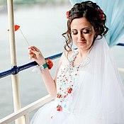 Свадебный салон handmade. Livemaster - original item Set wedding jewelry