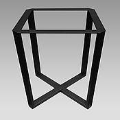 Столы ручной работы. Ярмарка Мастеров - ручная работа Подстолье, опора круглого стола усиленная. Handmade.
