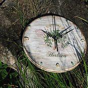 Для дома и интерьера handmade. Livemaster - original item Watch Fragrant herbs with natural stones. Handmade.