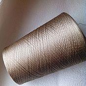 Материалы для творчества handmade. Livemaster - original item 100% silk 500m/100gr. Handmade.