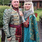 Одежда ручной работы. Ярмарка Мастеров - ручная работа Боярские костюмы. Handmade.