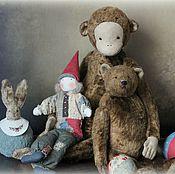Куклы и игрушки ручной работы. Ярмарка Мастеров - ручная работа Билет в детство.... Handmade.