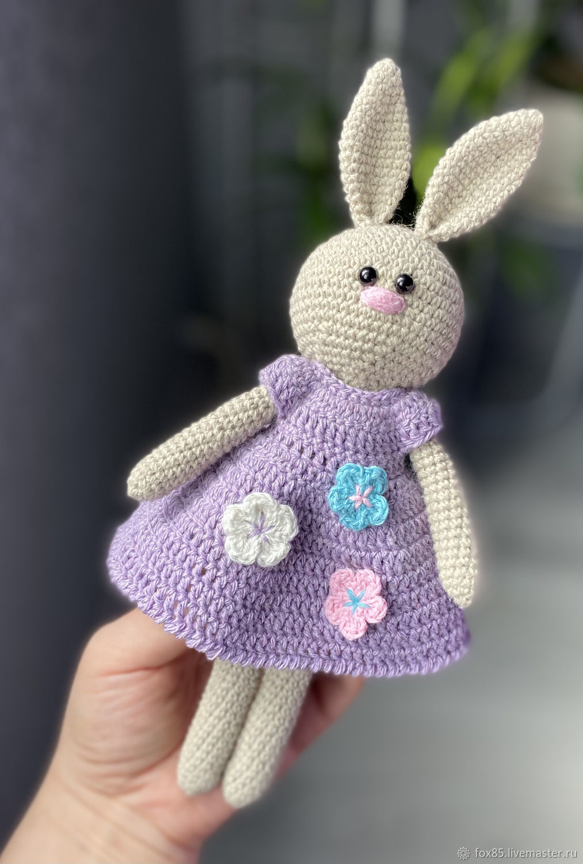 Зайка, Мягкие игрушки, Мурманск,  Фото №1