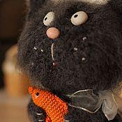 Куклы и игрушки ручной работы. Ярмарка Мастеров - ручная работа В мечтах о золотой рыбке. Handmade.