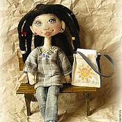 Куклы и игрушки ручной работы. Ярмарка Мастеров - ручная работа Василиса, юная художница. Handmade.