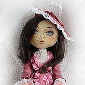 Куклы и игрушки ручной работы. Ярмарка Мастеров - ручная работа Текстильная кукла  Жозефина. Handmade.