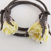 Украшения handmade. Livemaster - original item Necklace:
