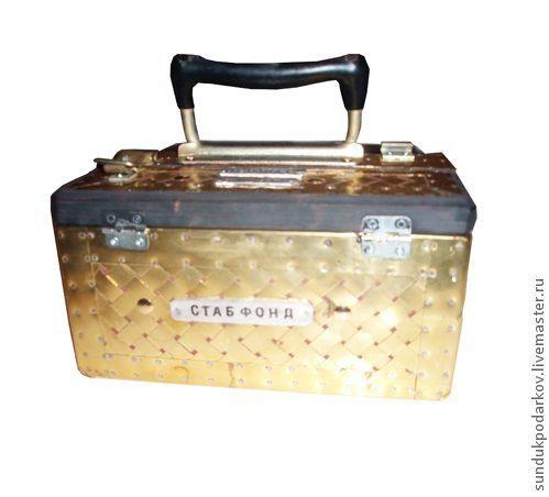 """Персональные подарки ручной работы. Ярмарка Мастеров - ручная работа. Купить Шкатулка """"Бивалютная корзина"""". Handmade. Копилка, корзинка"""