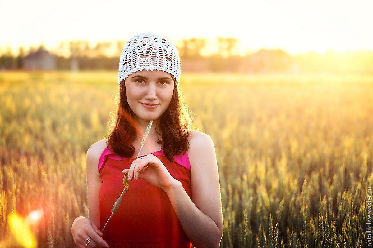 cap summer №1, Berets, Belgorod,  Фото №1