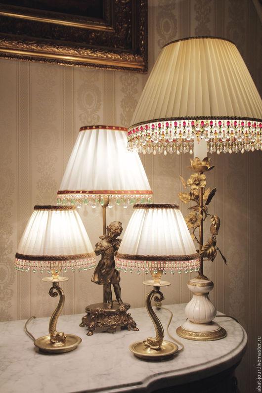 Освещение ручной работы. Ярмарка Мастеров - ручная работа. Купить антикварные лампы. Handmade. Антикварная, дизайн интерьера, декор для интерьера