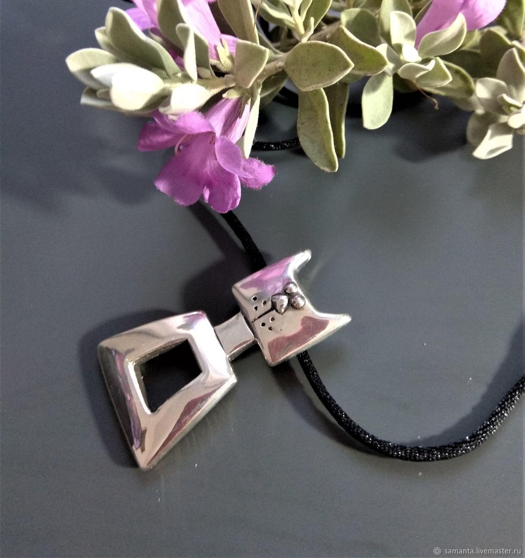 Pendant 'Cat', Vintage pendants, Tel Aviv,  Фото №1