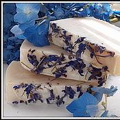"""Мыло ручной работы. Ярмарка Мастеров - ручная работа Мыло на козьем молоке """"Загадочный цветок"""" натуральное. Handmade."""