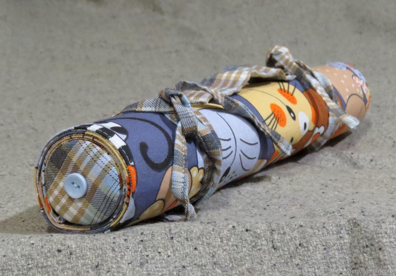 Ролл для хранения вышивки, Материалы, Санкт-Петербург,  Фото №1