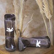 handmade. Livemaster - original item Pima made from natural reindeer camus. Handmade.