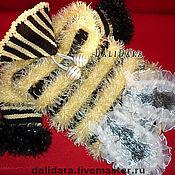 Для домашних животных, ручной работы. Ярмарка Мастеров - ручная работа Шубка «Пчелка», для собачки. Handmade.